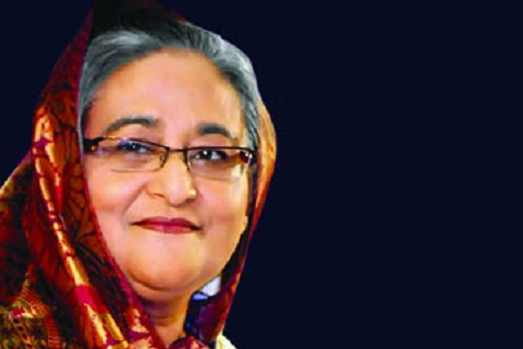 `PM Hasina, the most influential Muslim female at present`