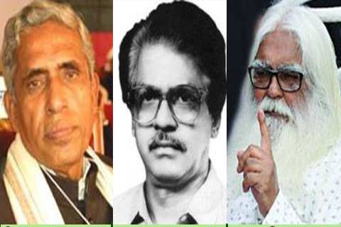 আব্দুর রাজ্জাক, কাজী আরেফ ও সিরাজুল আলম খান