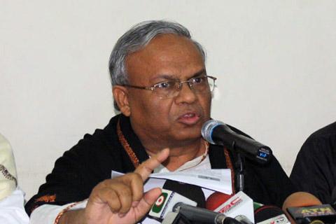 আদালত নয়, বিএনপির কর্মসূচি সরকারের বিরুদ্ধে: রিজভী