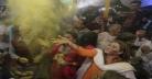 পাকিস্তানে হিন্দুদের হোলি উৎসব