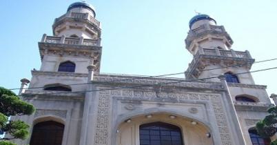 জাপানের প্রথম ইসলামিক স্থাপনা