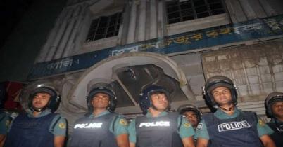 চট্টগ্রামে শিবিরের কার্যালয়ে বোমা বিস্ফোরণ