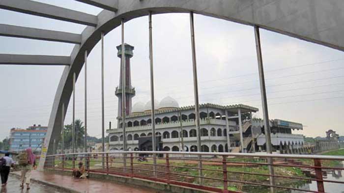 কিশোরগঞ্জের পাগলা মসজিদ       -ফাইল ছবি