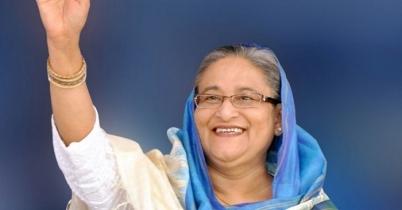 ঢাকায় পৌঁছেছেন প্রধানমন্ত্রী শেখ হাসিনা