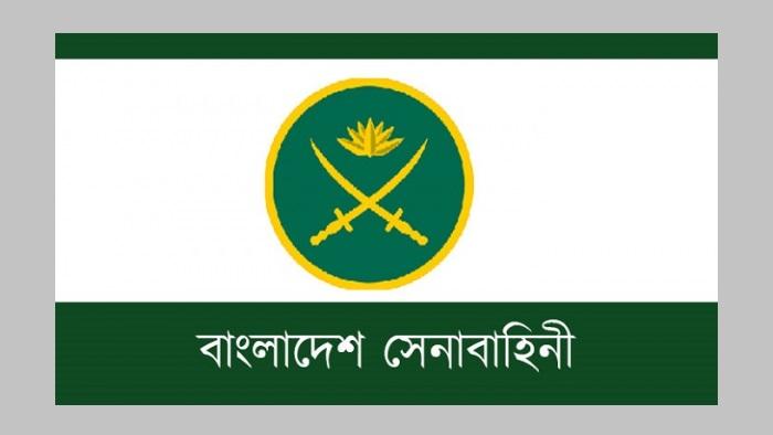 বাংলাদেশ সেনাবাহিনী-ফাইল ফটো