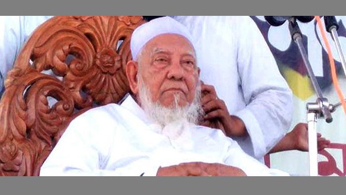 হেফাজত ইসলামের আমির আল্লামা শাহ আহমদ শফী -ফাইল ফটো