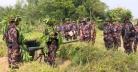 প্রথমবার সেনাবাহিনীর সঙ্গে যৌথ প্রশিক্ষণে বিজিবি