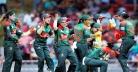বিশ্বকাপের 'মহড়ায়' পাকিস্তানকে হারালো বাংলাদেশ