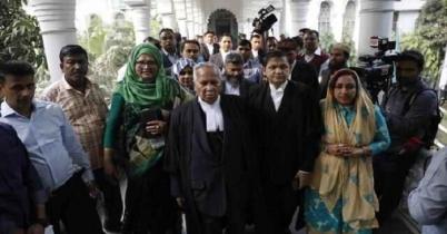 খালেদার জামিন শুনানিতে দুই পক্ষে ৩০ জন করে আইনজীবী