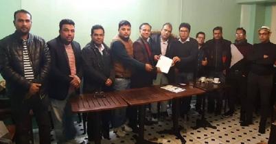 ফ্রান্স বাংলাদেশ প্রেসক্লাব কমিটি: সভাপতি শামসুল, সম্পাদক নয়ন