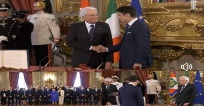ইতালিতে নতুন সরকারের শপথ গ্রহণ, প্রবাসীদের সন্তোষ প্রকাশ