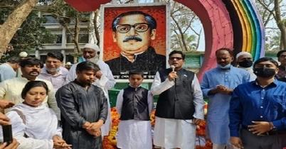 ৭ মার্চের ভাষণ বাঙালি জাতিকে সশস্ত্র করেছিল: পলক
