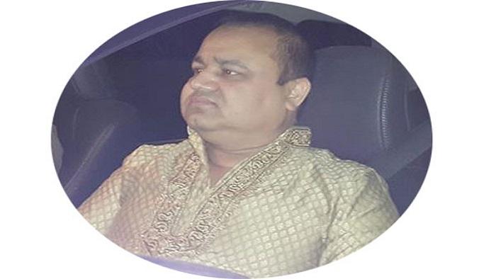 যুবলীগ নেতা জি কে শামীম -ফাইল ফটো