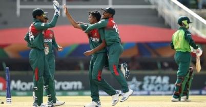 অনূর্ধ্ব-১৯ ওয়ানডে ক্রিকেট বিশ্বকাপ: সেমিতে টাইগার যুবারা