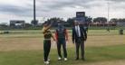অনূর্ধ্ব-১৯ বিশ্বকাপ: পাকিস্তানের বিপক্ষে ব্যাটিংয়ে বাংলাদেশ