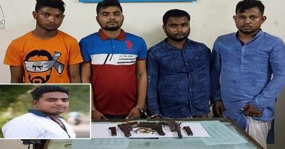 'বন্দুকযুদ্ধে' নরসিংদী'র শীর্ষ সন্ত্রাসী মিঠুন নিহত