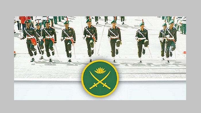 বাংলাদেশ সেনাবাহিনী- ফাইল ফটো
