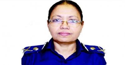দেশের প্রথম নারী পুলিশ সুপার রৌশন কঙ্গোয় দুর্ঘটনায় নিহত