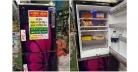 অসহায় পথচারীদের মুখে হাসি ফোটাচ্ছে 'মানবতার ফ্রিজ'
