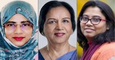 এশিয়ার ১০০ বিজ্ঞানীর তালিকায় তিন বাংলাদেশি নারী