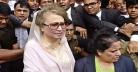 দুর্নীতি মামলায় খালেদা জিয়ার জামিন শুনানি আজ