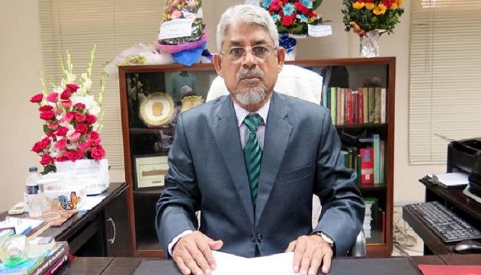 অধ্যাপক ড. মো. নজরুল ইসলাম -ছবি: সংগৃহীত