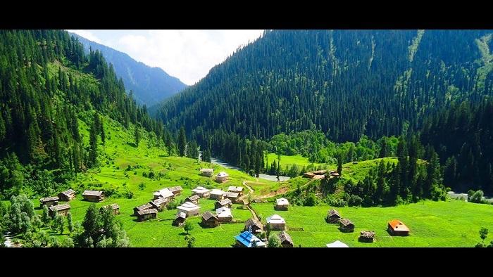 ভূস্বর্গ কাশ্মীরে 'বাংলাদেশ' নামের গ্রাম (ছবি: সংগৃহীত)