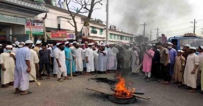 ব্রাহ্মণবাড়িয়ায় তাণ্ডব: গুজব ছড়ানোয়দুইইমাম গ্রেপ্তার