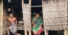 পানিবন্দি ২০ হাজার মানুষের মানবেতর জীবন যাপন
